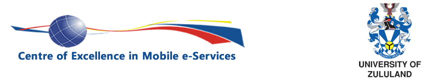 Centre of Excellence in Mobile e-Services